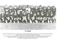 1975 Newtown Team