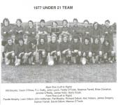 1977 Newtown Team