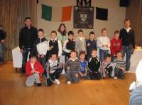 Junior Presentation 2009