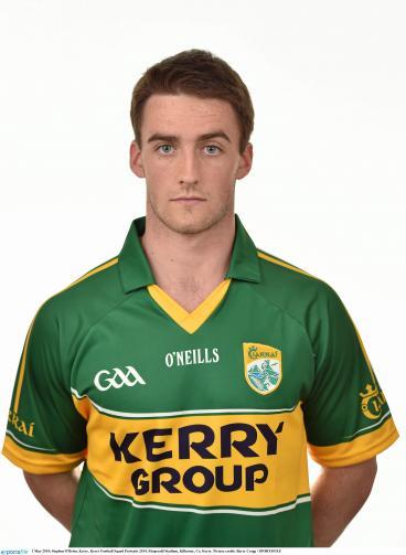 Stephen O Brien