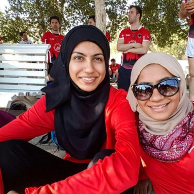 Saiqa & Sana