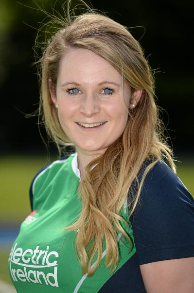 Sue Haslam (RDM, Leinster)