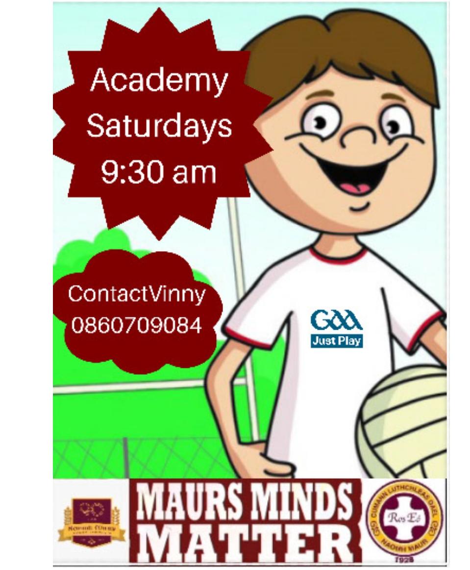 St Maurs GAA - Official Website