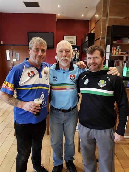 Masters breaks new ground in Dublin