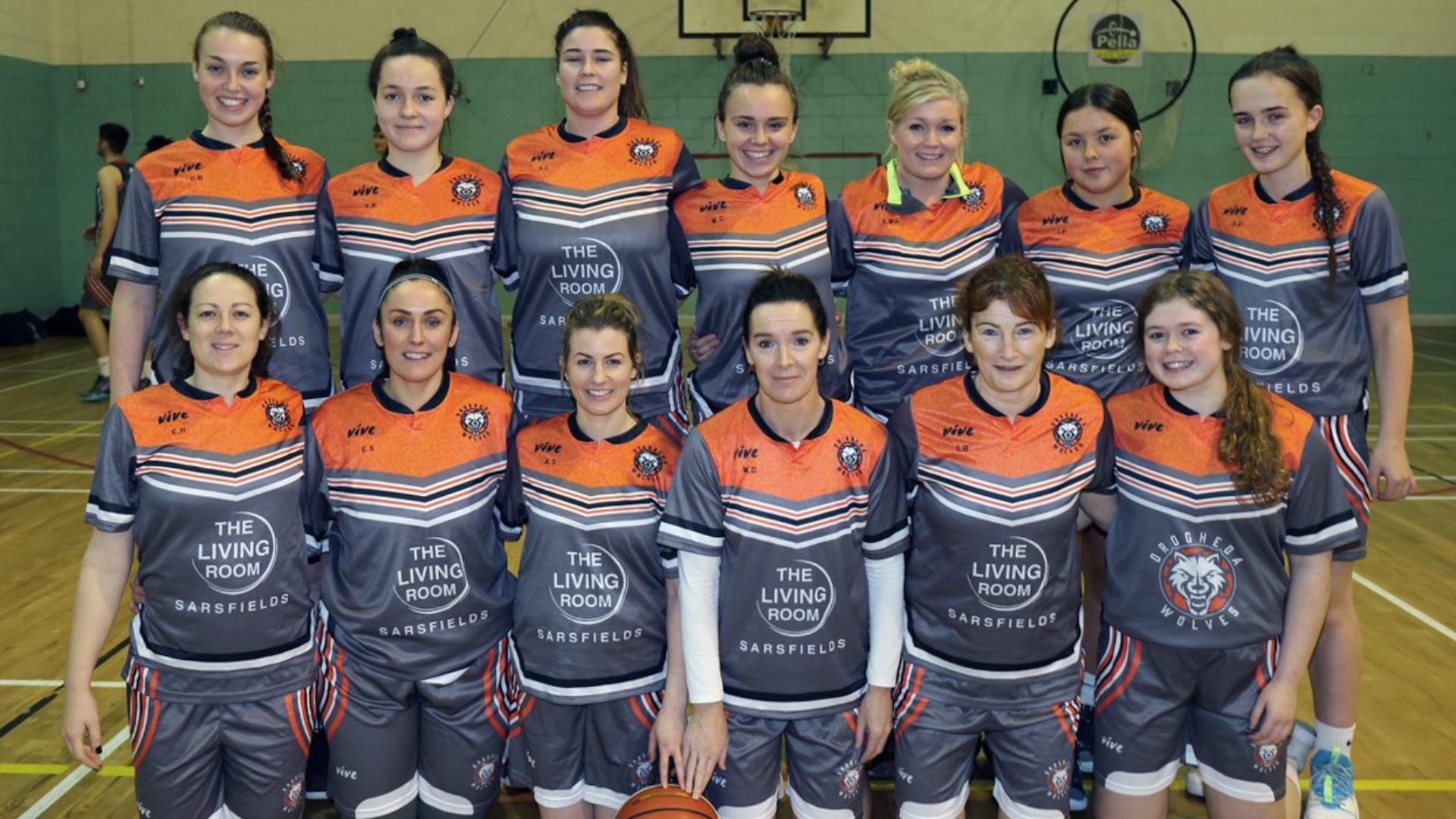 Drogheda Wolves Ladies