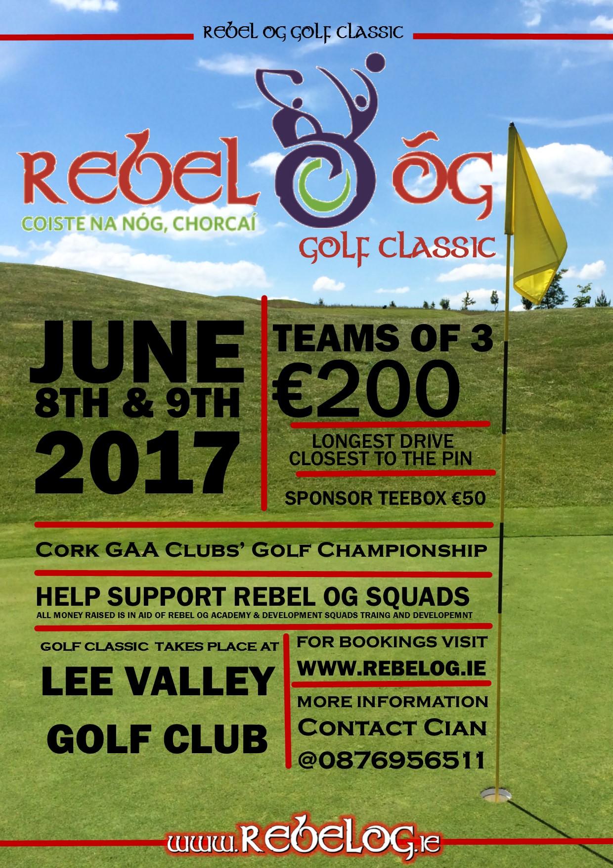 Rebel Og GAA Official Website