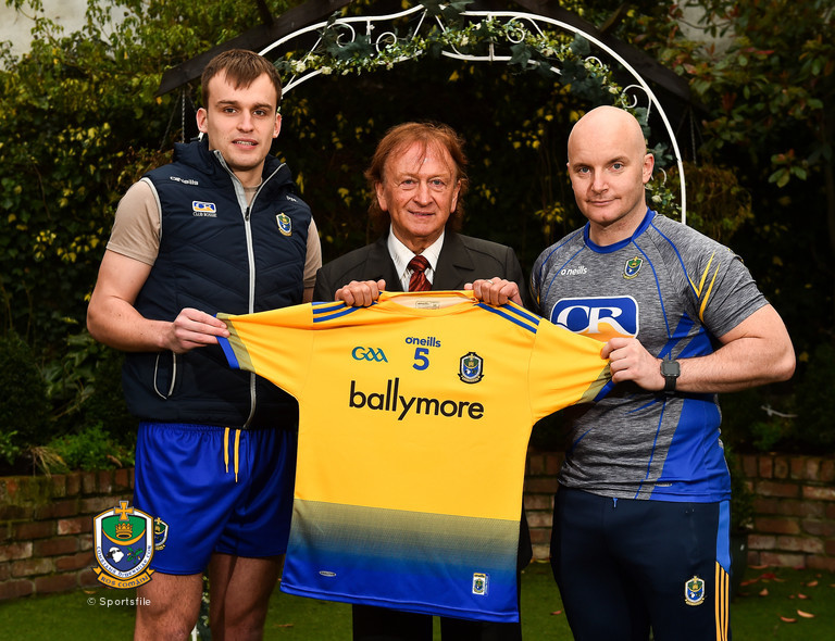 6563783520a New Roscommon Jersey and Sponsor unveiled.
