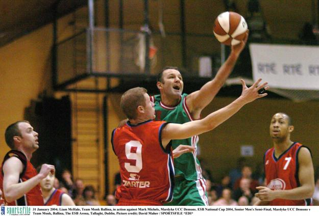 Ballina Braves - Basketball Ireland
