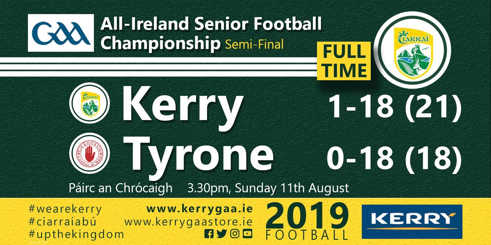 Kerry GAA – Official Website