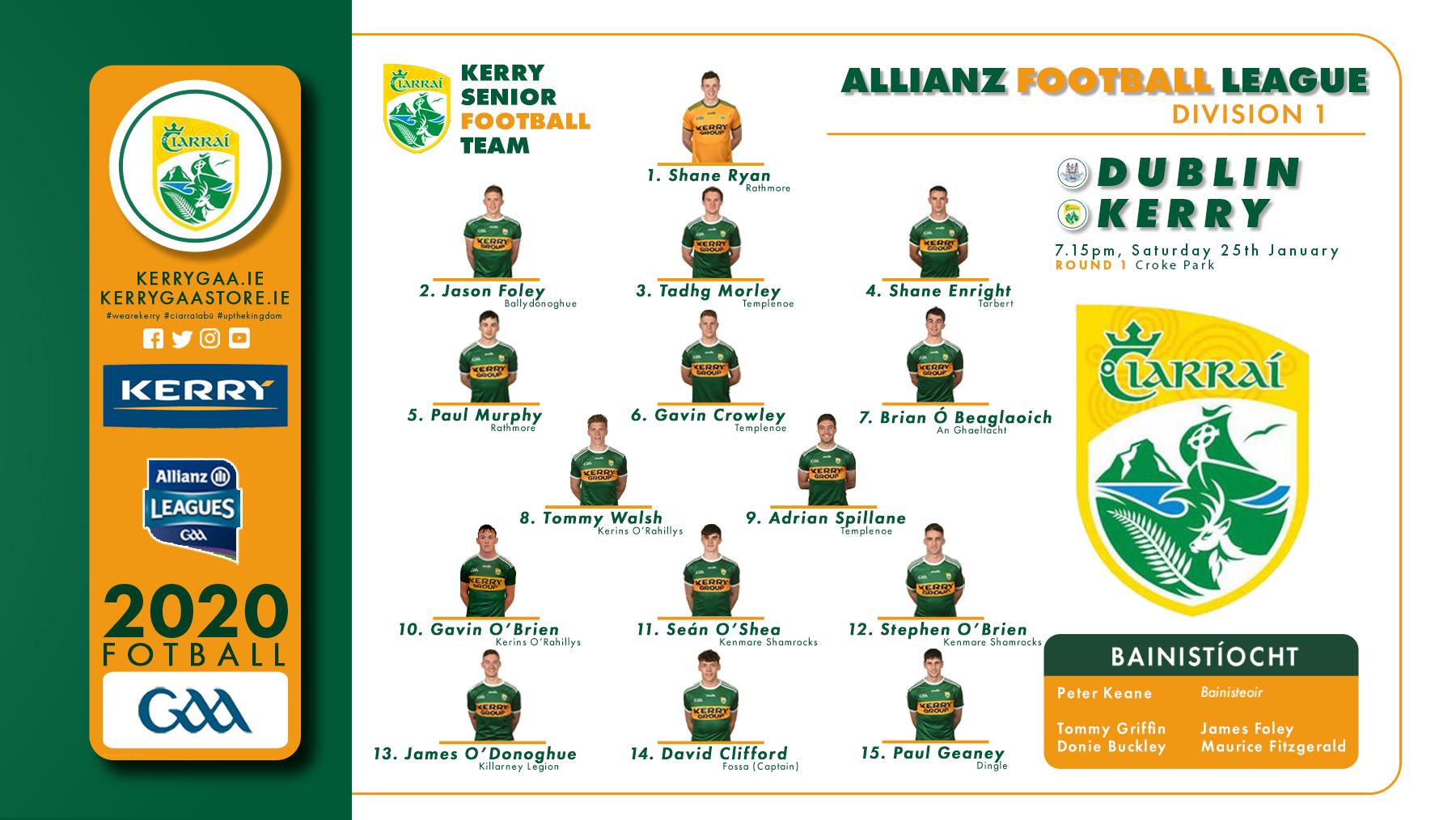 Kerry GAA Official Website