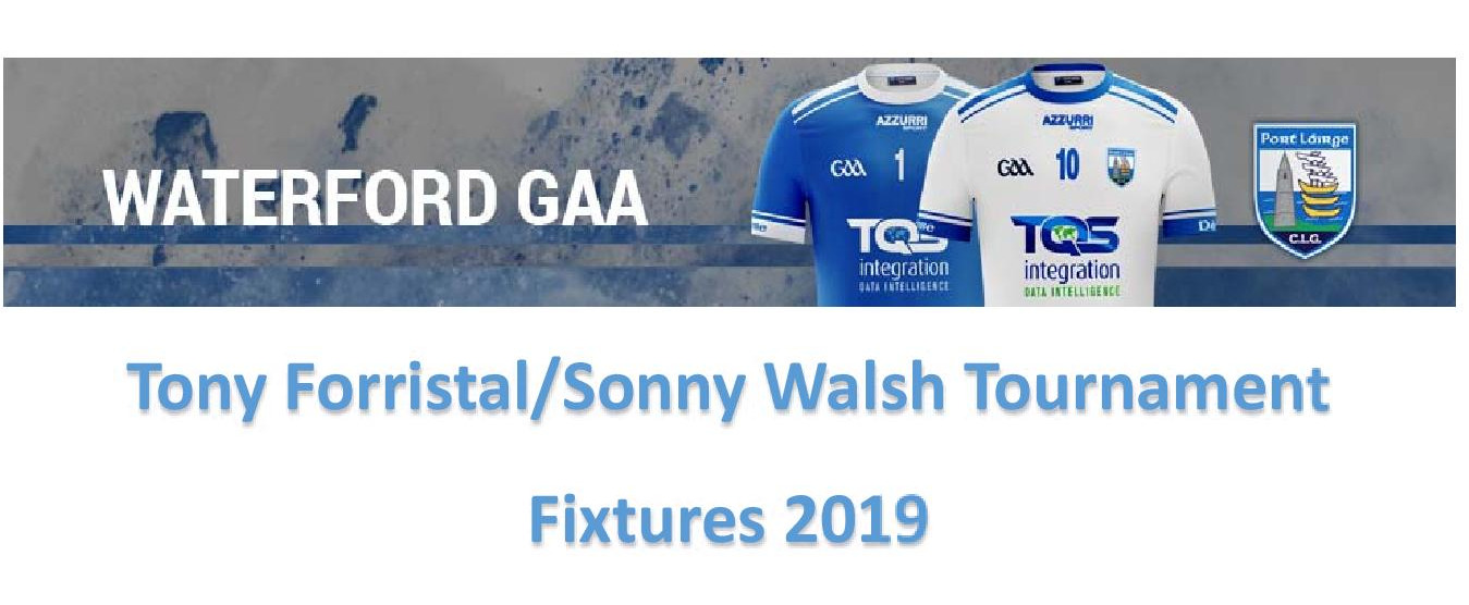 Official Waterford GAA Website