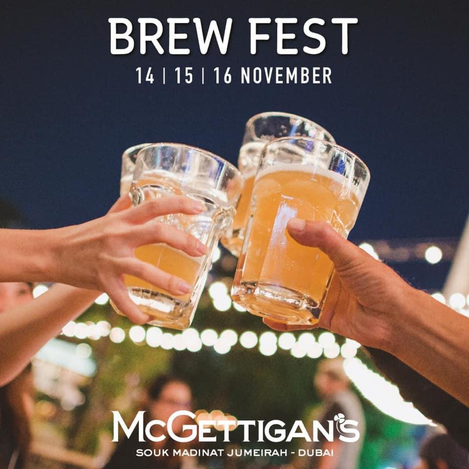 McGettigan's BrewFest