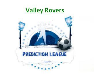 Latest Valley Rovers Sports Prediction Leaderboard