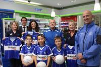 Cronins Care Plus Pharmacy U10 Boys Sponsors