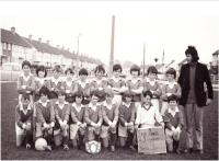 St Monicas U11 Team 1972/73, Pat Finn
