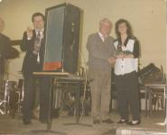 Julie Kavanagh & Terry Monahan 1991