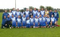 St Monicas U16 Champions