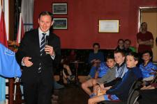 jim gavin launches Mol An Oige