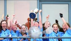 Clara O'Sullivan Dublin U16 Leinster Title 2015