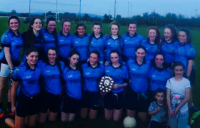 Drom/Broadford U16B Shield Champions 2014