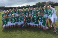 Limerick All Ireland Lidl NFL Div 4 Champions 2016