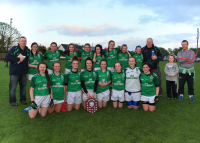 St Patrick's U16 Novice League Champions 2014