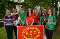 Launch of the Limerick Ladies Football P.B.C. Junior Championship