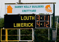 All Ireland Score Board