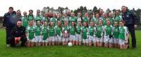 Limerick Under 14C  Munster Champions 2015