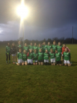 St Patrick's Junior Team 2014