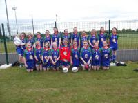 Murroe Boher Under 14 Girls Football County C Finalists 2013