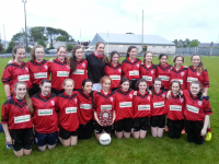 Adare U14A Co Shield Champions 2014