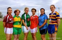 The Co Championship Captains 2016