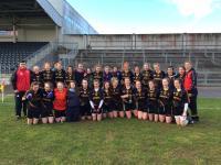 John the Baptist School, Munster Junior B Cup Champions