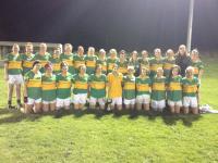 Monagea - Limerick Senior B County Champions 2013