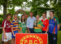Launch of the Limerick Ladies Football P.B.C. Senior Championship