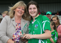 Laura O'Shaughnessy, Player of the U14 All Ireland Final