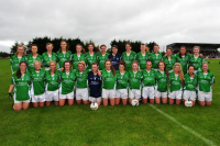 Limerick Munster Intermediate Finalists 2014