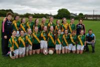 Limerick U14A Shield Champions: Ahane