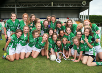 All Ireland U14 Celebrations