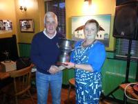 Mr. Noel O Driscoll Val Duffy Cup winner 2014