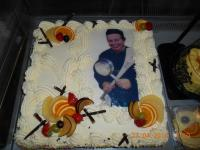 Marty Morrissey Cake