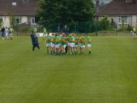 St Michaels vs Whites Cross in the JAFC 1st Round 2014
