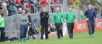 St Michaels Management During 1st Round Win vs Nemo in the PIFC 2015