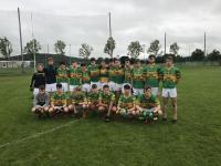 Minor Championship v Fermoy Aug 28 2017