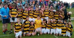 Under 14's County Champions
