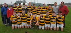 County Under 16 Lg. Champions