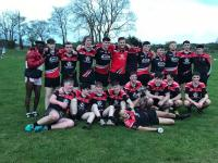Crosshaven 2019 Under C Football Champions