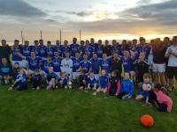 Ballinhassig. South East Junior A Football Champions 2019