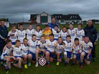 Under 13 Division 4 County Final winners